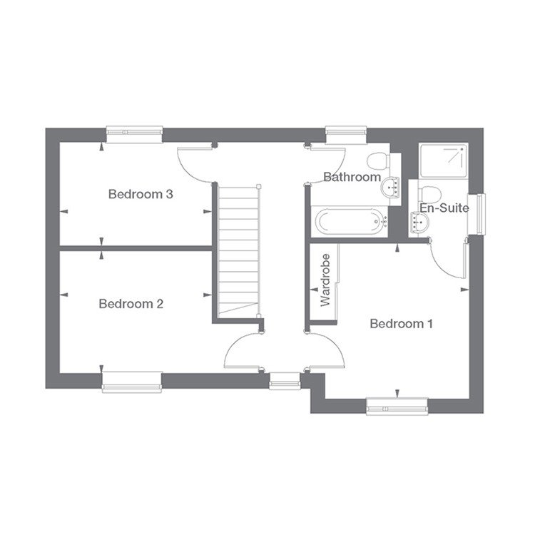 Balmoral Floor Plan Ground Floor